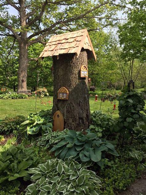 Baumstumpf Kreativ Gestalten by Tree Stump Ideas That Will You Away Bob Vila