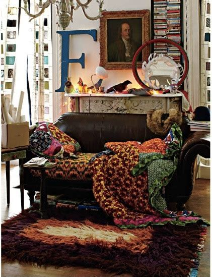 Gypsy Purple Home