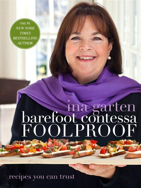 new 2012 cookbook i ve always enjoyed the barefoot
