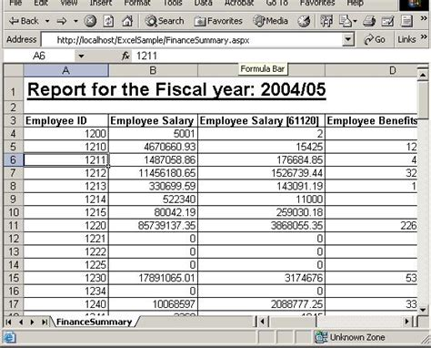 excel reporting  aspnet    datagrid codeproject