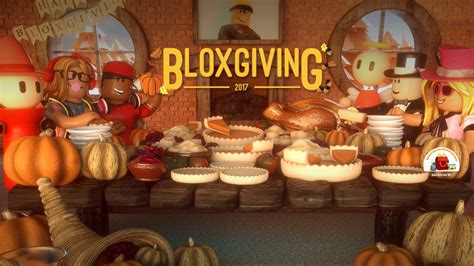 Give Thanks for Roblox in the Bloxgiving Event, Sponsored ...