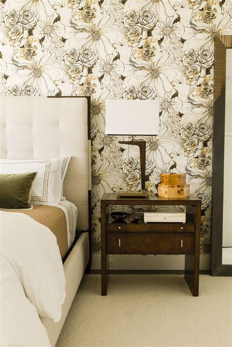 statement wallpapers  revive  master bedroom