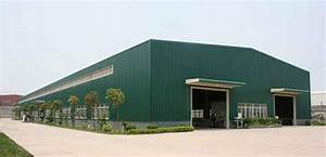 prefabricated warehouse o metal buildings o easy installation With cost of prefab metal buildings