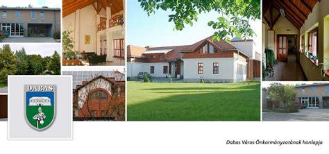 DABAS.HU Dabas Város Önkormányzatának weboldala - Idősek otthona