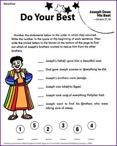 108 best children s bible joseph images on 683 | 6d872b72b35c6897aaf7c1056d452e9e catholic kids kids church