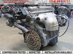 Jdm Honda F22b Engine 94