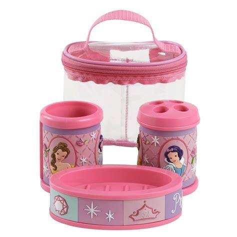 disney princess pc bath set