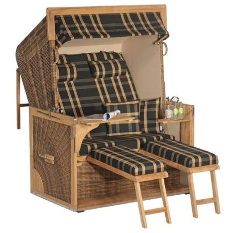 Strandkorb 3 Sitzer 3198 strandk 246 rbe der firma sonnenpartner antiquit 228 ten