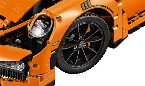 technic porsche unveils the stunning 42056 technic porsche 911 gt3 rs