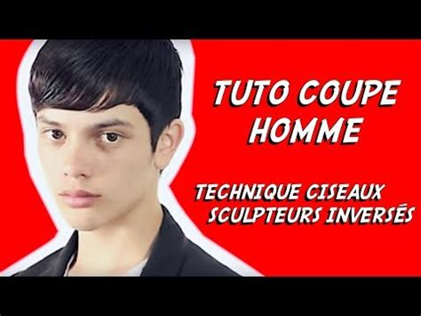 resume tutoriel coupe homme inspire dune technique de