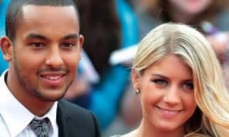 Arsenal star Theo Walcott and wife Melanie went through ...