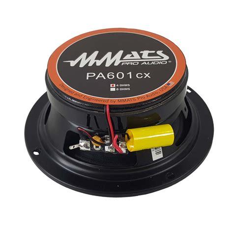 Pro Audio Car Speaker Mmats Mid Bass Driver
