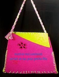Faire Un Sac : comment faire un sac en feutrine pour petite fille ~ Nature-et-papiers.com Idées de Décoration