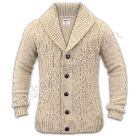 cable sweater mens cardigan knitwear and cable knit on