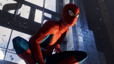 ps spiderman  hd games  wallpapers images