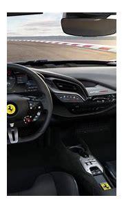 Ferrari SF90 Stradale 2019 4K Interior Wallpaper   HD Car ...