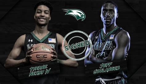 what is a letter of intent wagner s basketball signs pair to national letter of 10308