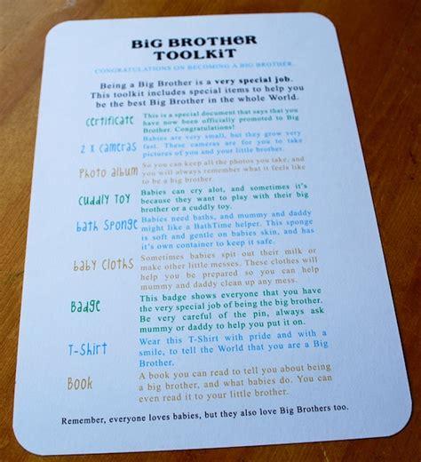 big brother tool kit