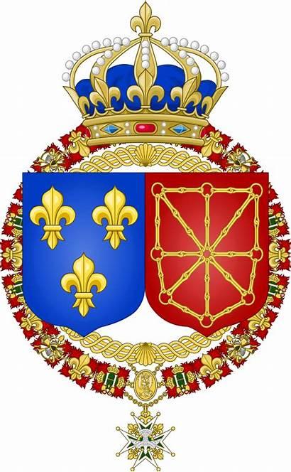 Arms Coat France Navarre Svg Pixels