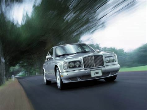 2005 Bentley Arnage R Review Top Speed