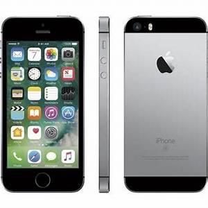 Iphone Se Reconditionné Fnac : apple iphone se 16gb space grey refurbished smartphone met os ~ Maxctalentgroup.com Avis de Voitures