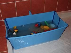 Baignoire Douche Enfant : donner le bain sans se casser le dos femin 39 elles ~ Nature-et-papiers.com Idées de Décoration
