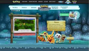 pokemon mystery dungeon gates to infinity site open
