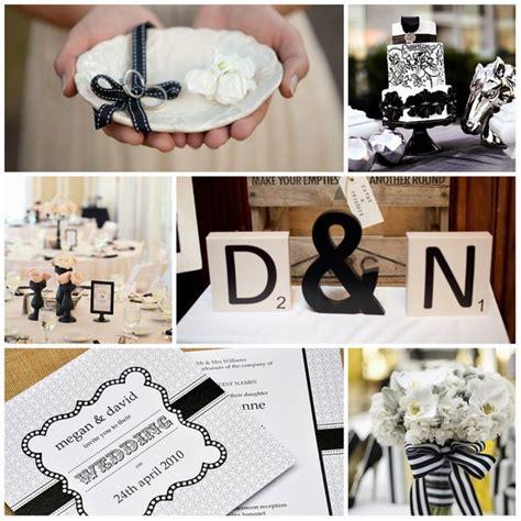 deco de salle mariage noir et blanc decoration mariage noir et or