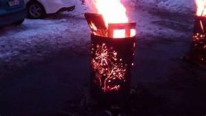 Feuerstelle Aus Gasflaschen : feuertonne feuer garten youtube ~ A.2002-acura-tl-radio.info Haus und Dekorationen