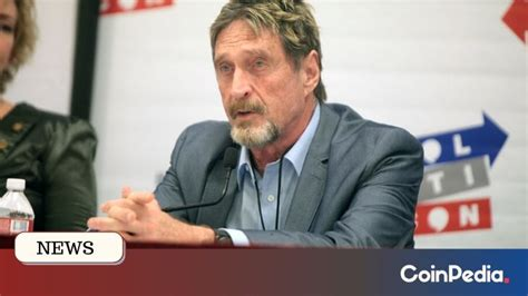 He put his manhood on the line. What happened to John McAfee's Bitcoin price prediction of ...