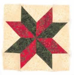 8 Point Star Quilt Block Pattern