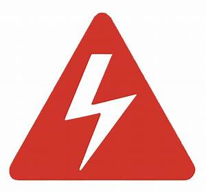 Electrical clipart electrical power symbol - Pencil and in ...