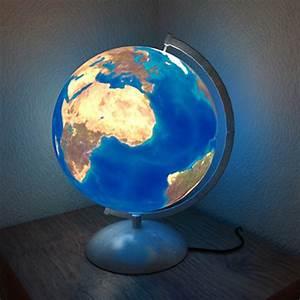 Globus Als Lampe : nachtlampe f r kinderzimmer tolle vorschl ge ~ Markanthonyermac.com Haus und Dekorationen