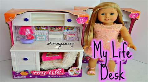my life as desk and chair set my life doll furniture roselawnlutheran