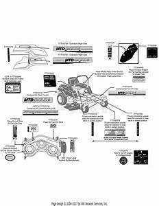 Wiring Diagram  32 Cub Cadet Rzt 50 Belt Diagram