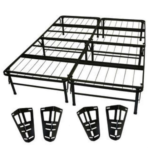 Bed Frame With Footboard Brackets by Size Metal Platform Bed Frame With Headboard And