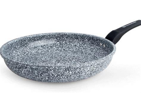stonetec pan granite ceramic coated frying pan
