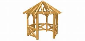 Pavillon Aus Holz Selber Bauen : holz 6 eck pavillon selber bauen holz ~ A.2002-acura-tl-radio.info Haus und Dekorationen