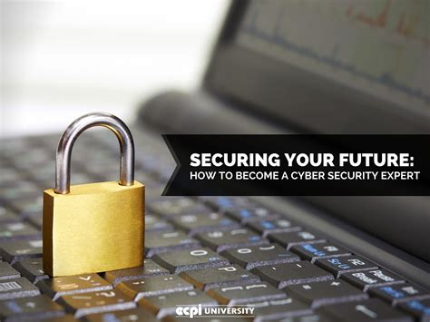securing  future     cyber security expert