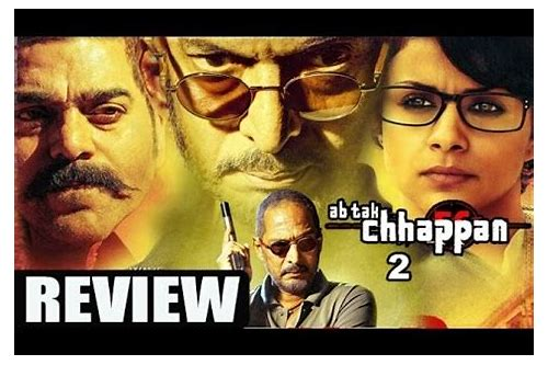 ab tak chappan full movie download mp4