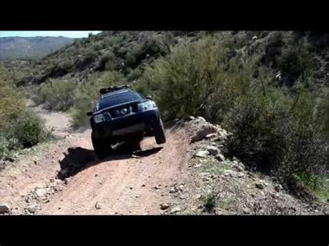 Xterra Tracksoff Road In Walnut Canyon Az Youtube