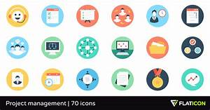 Project management 70 free icons (SVG, EPS, PSD, PNG files)