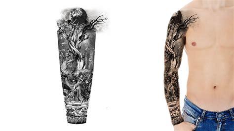 custom tattoo sleeve designs custom tattoo design