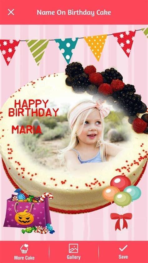 photo  birthday cake  android