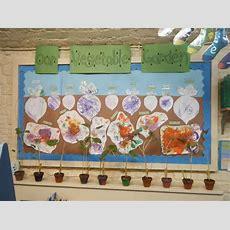 Our Vegetable Garden Display, Classroom Display, Plants, Vegetable