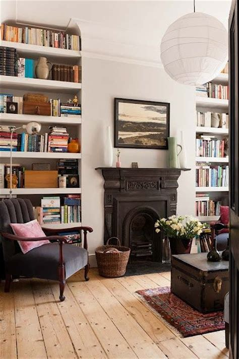 living room with fireplace and bookshelves 17 best images about bookshelves fitted around chimney