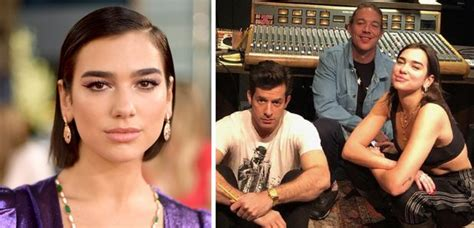 Dua Lipa, Diplo And Mark Ronson Team Up For New Silk City