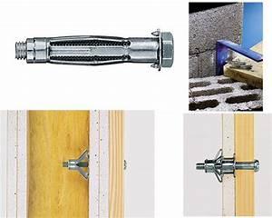 Cheville Pour Carreau De Platre : cheville m tallique hm fischer plaque de platre panneaux ~ Dailycaller-alerts.com Idées de Décoration