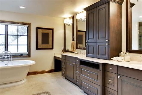 Custom Bathroom Designs by Custom Bathroom Vanities Custom Bathroom Cabinets