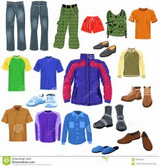 Image result for mens clothers clip